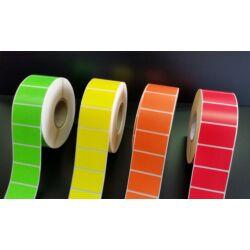 Tónus színes címkék